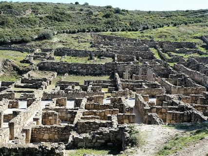 Houses of the Hellenistic period in Ancient Kamiros