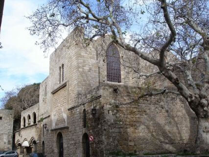 Panagia tou Kastrou, Virgin of the Fort, Rhodes Private Tours