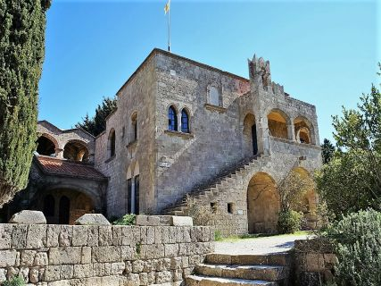 Monastery of Filerimos, Rhodes Shore Excursions