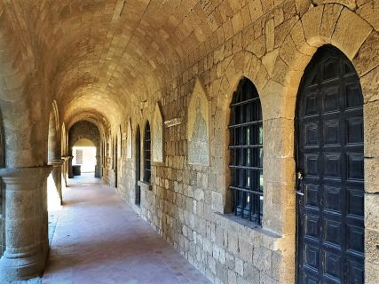 Filerimos monastery, Rhodes Private Tours