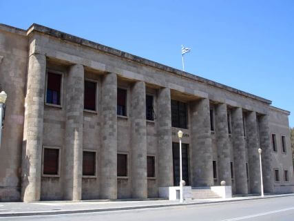 The Court Building, Private Tours of Rhodes, Cruise Ship Excursions