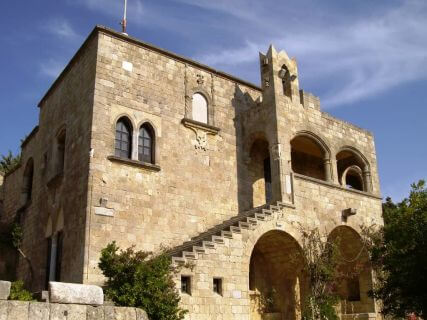 The Filerimos Monastery, independent cruise excursions