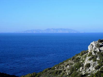 The Aegean Sea and Symi island, Cruise excursions to Greek isles