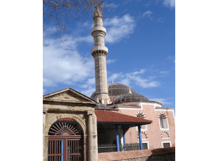 Suleiman Mosque, Rhodes on your own from cruise ship, Rhodes Private Tours