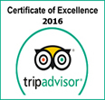 Certificate of Excellence 2016